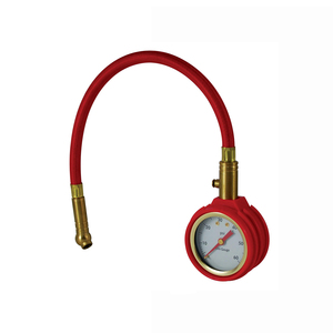 Low pressure tire gauge with hose(20HBR60R)