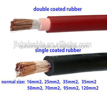 Oem Cable Wire Of Welding Machine With Pvc/rubber Sheath - Buy Cable ...