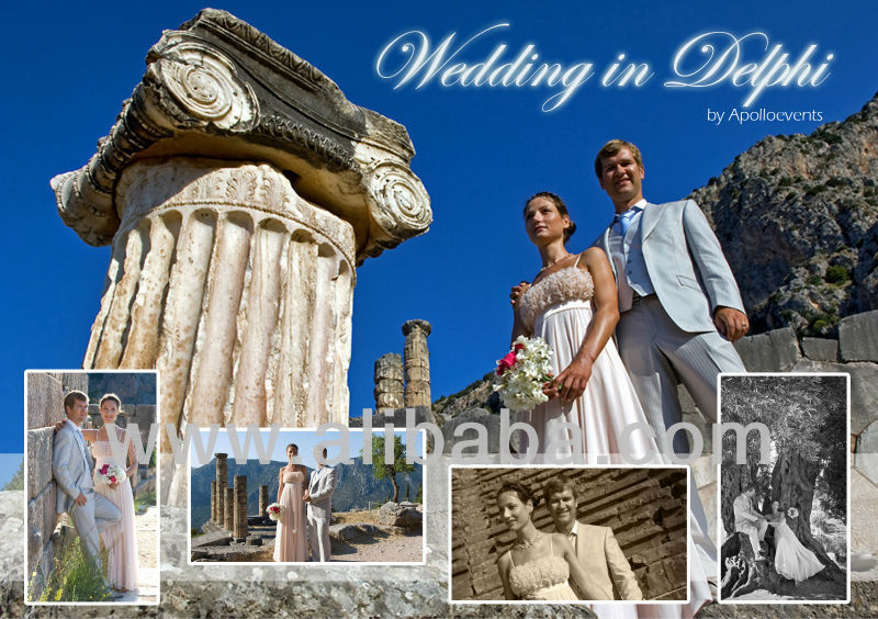 Wedding Consultancy - Delphi, Greece