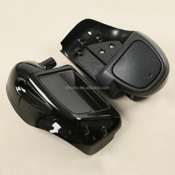 Left Right Lower Vented Leg Fairing For Touring Electra Glide 2014-2015