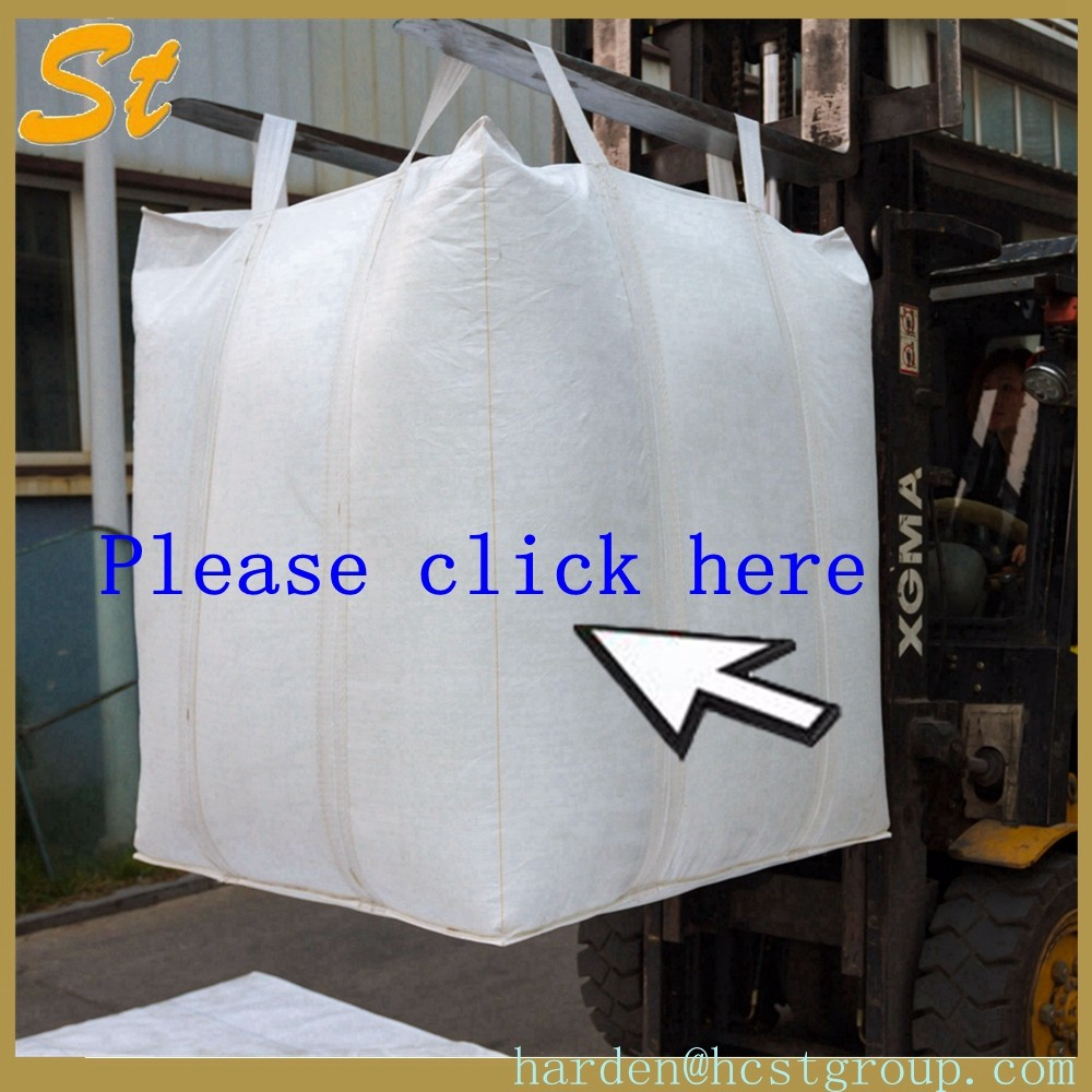 1 Ton Bag High Quality Tightly Woven Polypropylene 90 x 90 x 90cm Size