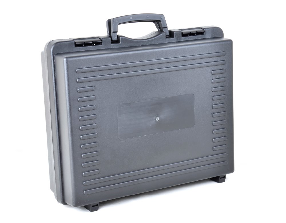 2017 High FDA grade black hard tool box <strong>plastic</strong> <strong>case</strong> for screws storage