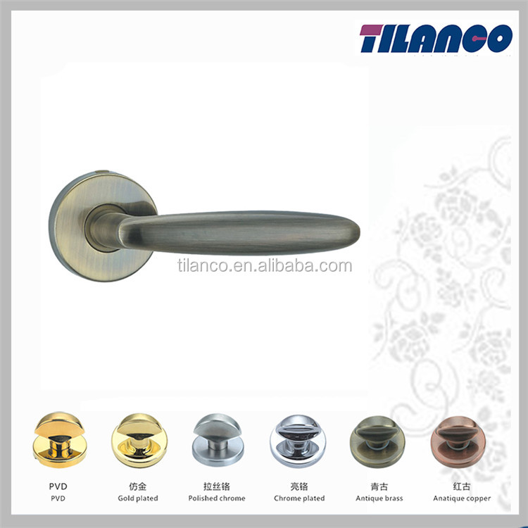Professional Oem/Odm Factory Supply Zinc Door Handle