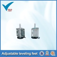 Veitop modern zinc plated table leveling feet