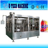 Small Scale Bottle Carbonated Soft Drinks Canning Machine/Plant