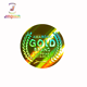 Laser holographic sticker rfid void security material sticker label hologram adhesive security stickers