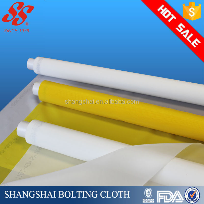 nylon silkscreen printing mesh for screen printing