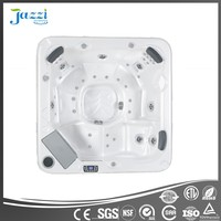 JAZZI Special Design 6 persons Hot Tub Spa With Balboa System Outdoor Friend Party Oval Hot Tub Spa SKT338C
