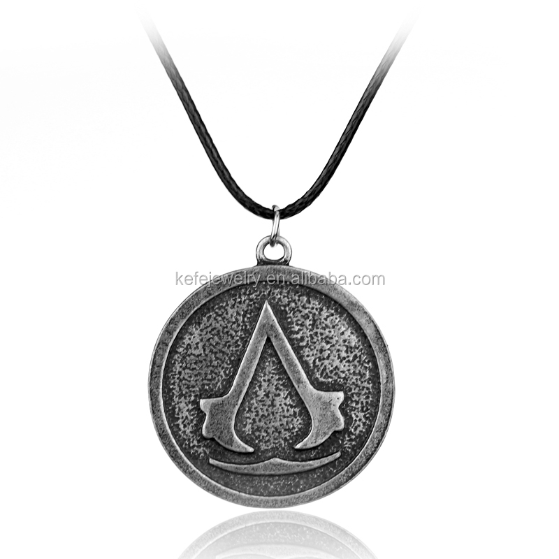 Assassins Creed Syndicate Jacob's One Shilling Necklace - GameStop Promo Coin