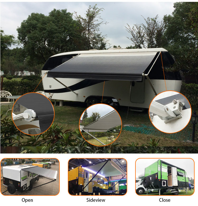 14ft Used Rv Awnings Canopy Camper Awnings - Buy Camper ...