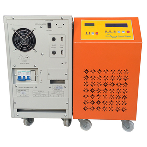 2KW 3KW 5KW grid tie connected 3000W 5000W 220v battery charger hybrid solar inverter