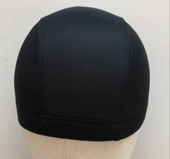 776ecb0efea Ultrathin mob Stocking waving cap Men s spandex dome cap mesh net skull  caps custom hair bonnet