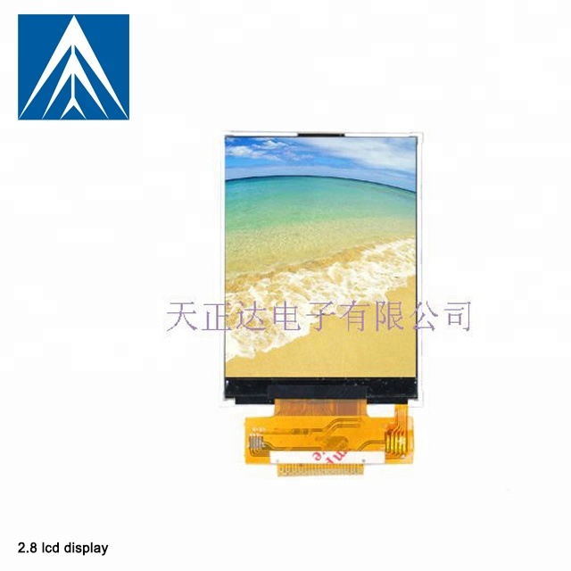 Mobile phone module screen 2.8 inch capacitive touch screen