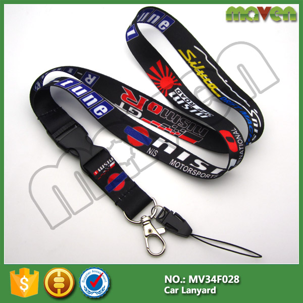 motorsports international S-TUNE R-TUNE Z-TUNE NISMO Lanyard Neck Cell Phone Key Chain Strap rope