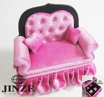 Red Sofa Trinket