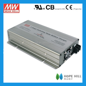 Original MEAN WELL 360W Single Output Power Supply or Battery Charger PB-360-12