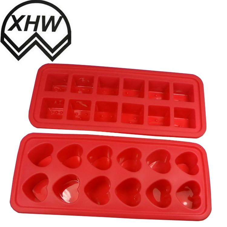 1 PCS 12 Loaves Hamburger Bakeware Non Stick Silicone Baking Mold Perforated Tray