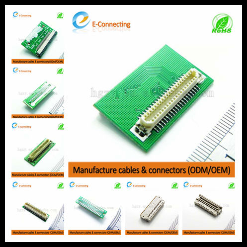 OEM/ODM High Quality laptop lcd connector xlr connector