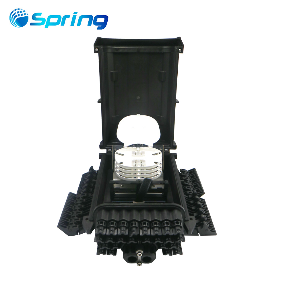 High Quality GJS-h018 Fiber Optic Cable Joint Splice Enclosure