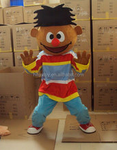 Funtoys CE Elmo Ernie Adult Mascot Costume for adults