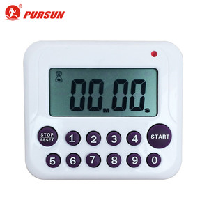 10 buttons electronic countdown timer easy to set