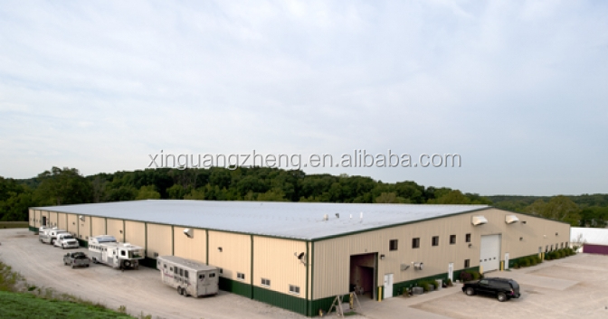 CE Certification Prefabricated Horse Arena Building