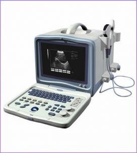 2d Echo Ultrasound Scanner For Cardiac Use