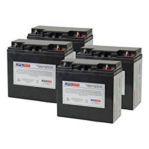 12V 18.5AH SLA Battery Replaces np18-12 51814 6fm17 6-dzm-20 6-fm-18
