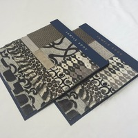 Hot sale textile sample flip fabric swatch book printing