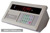 LCD display weighing indicator for crane scale and platform scale or truck scale
