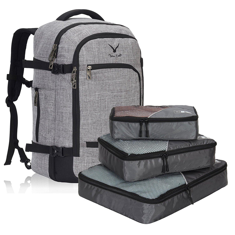 ... Cool Kids Child Emoji Backpack School Backpacks Bookbag Printed Students  null. Hynes Eagle Travel Backpack 40L Flight Approved Carry on Backpack 5d377bc5ec5ba