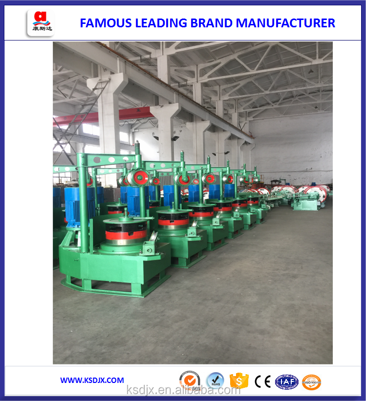Automatic OTO/Pulley type wire Drawing machine for carbon steel nail making production line
