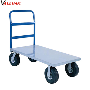 Factory Custom Made Metal Platform Hand Truck Dolly