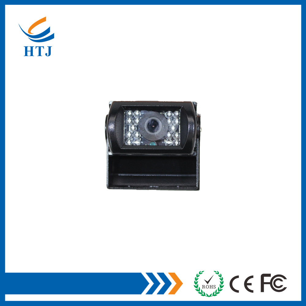 Night vision infrared car camera for heavy-duty vehicles