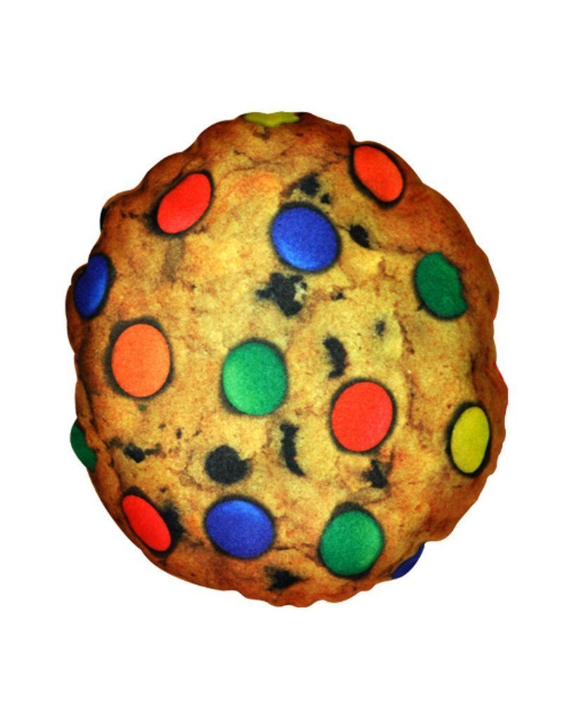Cookie Novelty Food Throw Pillows Lifelike Designs - Easy to Clean