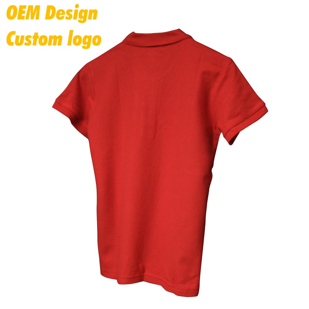 Design Custom Logo Embroidered Shirts  Custom TShirts