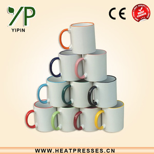Sublimation Coated photo printing mug cup Factory