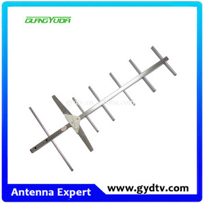 UHF Outdoor 7units satellite TV YAGI Antenna