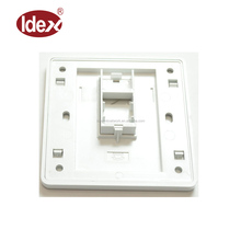 Manufacturer Hot Sale cat6 cat5 cat7 rj45 faceplate