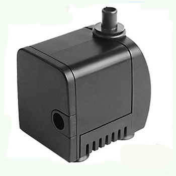 AC-110/220V new sales silent electromagnetic pump fish tank air cooler crafts rockery water submersible pump