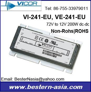 Vicor Vi-241-eu,Ve-241-eu 72v To 12v Dc Converter