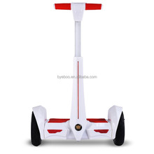 2017 scooter 10 inch 2wheel hover board with handle self balance electric car