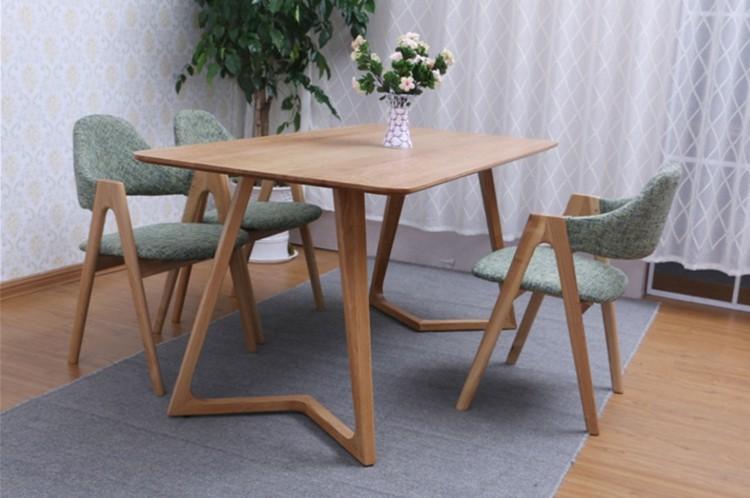 Effen ok houten eettafel en stoel moderne eetkamer meubels houten eetkamer meubels buy product - Eettafel en houten eetkamer ...