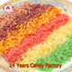 Factory Sundry Fruit Flavour Popping Candy In Bulk / Bulk Pop Rock Manufacturer