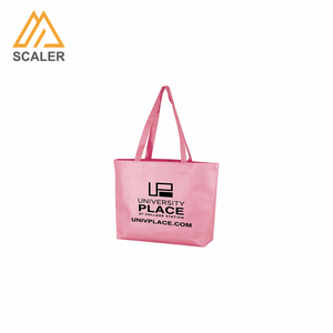 Custom Design Newest Event Promotion non woven polypropylene tote bag