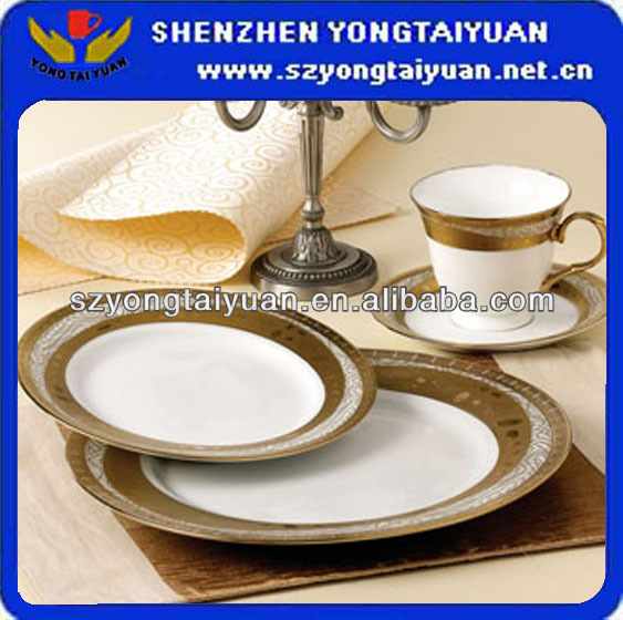 30pcs porcelain ware&houseware