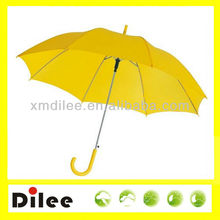 Nice yellow cheap rain umbrellas
