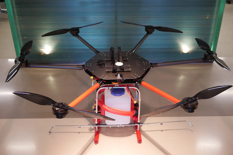 Mmc X6-1600 Six Axles Drone Professional Agriculture Drone Crop ...