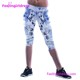 Customized 2016 Printed Jogging Sexy Lady Calzedonia Legging