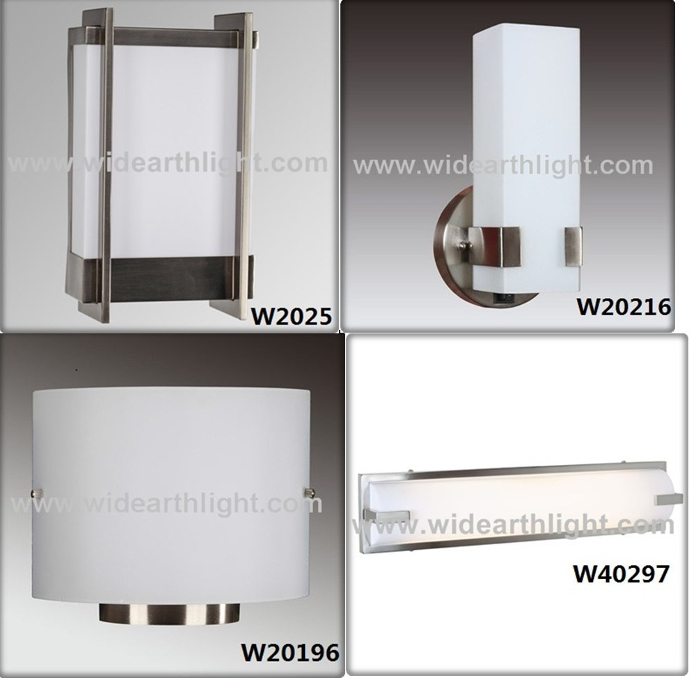 Ul cul certification usa brushed nickel hotel wall sconce with ul cul certification usa brushed nickel hotel wall sconce with glass and acrylic for bathroom wh30138 xflitez Images